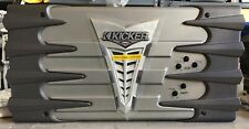 New Old School Kicker KX550.3 3 channel amp,Amplifier,RARE,Bass Boost