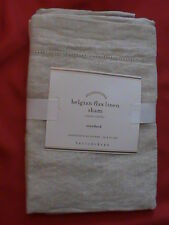 Sham pillow case cover Belgian flax 100% linen standard NWT Pottery Barn