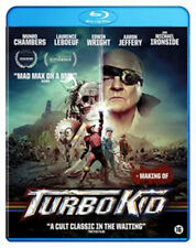 Turbo Kid NEW Cult Blu-Ray Disc Fran ois Simard Munro Chambers Laurence Leboeuf
