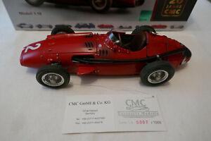 CMC Maserati 250 F Dirty Hero, GP France 1957, Fangio, M-148, Nr. 7 von 1000