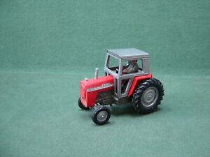 Vintage Britains Farm Massey Ferguson 595 Tractor 1/32 Scale for Spares/Repair