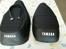 YAMAHA CV80 (RIVA80) 1983 TO 1987 MODEL REPLACEMENT SEAT COVER PLUS STRAP (Y71)