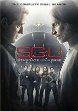 SGU Stargate Universe Season 2 Final DVD 2011 5-disc Set R4 Post TRACKED