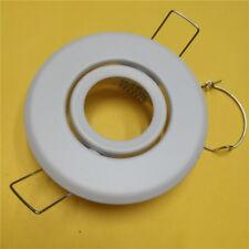 Ceiling Light Bracket MR11 Holder Socket led lamp fixtures lampshade white x10