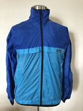 Vintage Patagonia Men's Torrentshell Windbreaker Jacket Size Nylon Sz S
