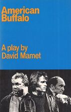 "DAVID MAMET ""American Buffalo"" (1977) SIGNED First Printing Author's FIRST BOOK"
