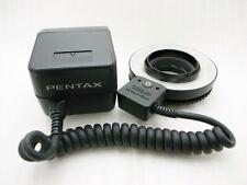 [Excellent++++] PENTAX AF080C Macro Ring Flash from Japan #1084
