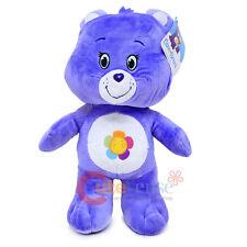 "Care Bears Harmony Bear Large Plush Doll 13"" Purple Bear Soft Stuffed Toy"
