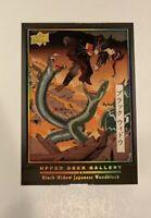 SDCC 2019 Upper Deck Gallery: Black Widow Card - Marvel Masterpiece 2019 SDCC