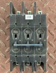 AIRPAX CIRCUIT BREAKER  32 AMP A 600V FROM CARRIER UNIT