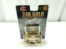New 1998 Racing Champions 1:64 NASCAR 24K Gold Mark Martin Winn Dixie Ford #60