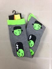 Halloween Sock  Knee sock Size 4 - 10 Cute (S-11)