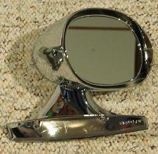 CHROME 1971-74 Mopar Passenger Right Outside Mirror dodge challenger charger