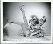 JUNE HAVOC Original Vintage 1942 PARAMOUNT LEGGY CHEESECAKE Photo