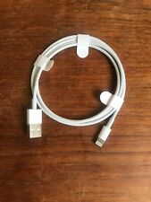 Apple USB Cable Out Of Box Never Been Used White