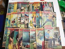 FB2 INTREPIDO annata 1970 serie di 27 numeri