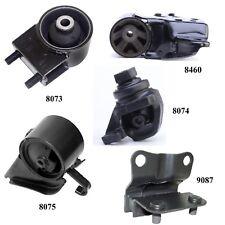 K091 Fits 93-97 MAZDA 626 2.5L ENGINE /& TRANS MOUNT FULL SET 5PCS for AUTO TRANS
