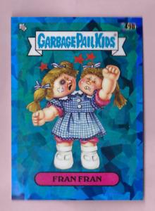 2020 Topps Garbage Pail Kids Sapphire FRAN FRAN Blue Refractor GPK 49b