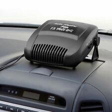 12V Car Vehicle Portable Ceramic Heater Heating Cooling Fan Defroster Demister