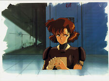 Bubblegum Crisis Anime Cel Douga Animation Art Reika Vision Ep.#7 Kenichi Sonoda