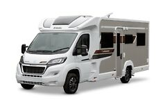 Luxury Motorhome for Hire - 2018 Elddis 254 - 2-4 Berth/Free Wifi/Fixed Bed