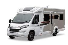 Luxury Motorhome for Hire - 2018 Elddis 254 - 2-4 Berth/Free Wifi/Fixed Bed