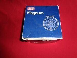 Leeda Magnum 200D Salmon Reel in Box.  Disc Drag.