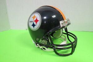 Pittsburgh Steelers Riddell NFL Mini Football Helmet Z2B Face Mask