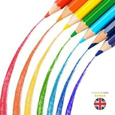 20 Premium Quality Colouring Pencils Colours Artists Drawing Kids Adults Learn