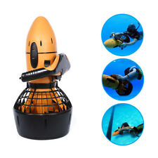 Underwater Sea Scooter Dual Speed Propeller Diving Snorkeling+Quiet Motor NEW
