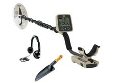 "Whites Goldmaster 24k Metal Detector with 6 x 10"" DD Waterproof Search Coil"