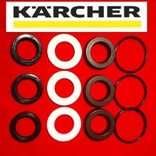 Karcher Hds 601 558 Pressure Washer Steam Cleaner O Ring Full Re Seal Pump Kit