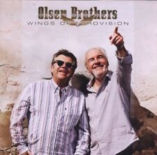 OLSEN BROTHERS - WINGS OF EUROVISION USED - VERY GOOD CD