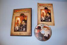 Indiana Jones Bonus Material (DVD, Full Frame, Digitally Mastered, 2003)
