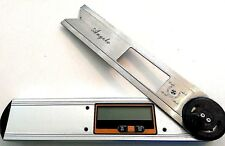 Digitale Angolo Finder Goniometro Livella Misuratore di misura Righello bovindo