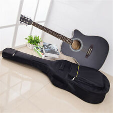"Acoustic Bag Padded For Gig 41"" Electric Bass Guitar Backpack Case Waterproof"
