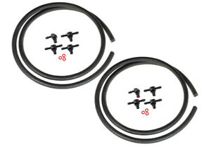 2004.5-2010 Duramax LLY LBZ LMM Return Line Kit Pair For Both Sides