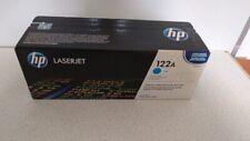 More details for hp color laserjet 2550 cyan toner 4k (122a) q3961a