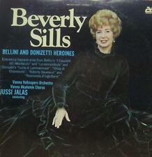 Beverly Sills(Vinyl LP)Bellini And Donzetti Heroines-abc-ATS 2001-US-VG/Ex