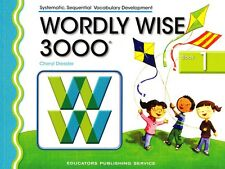 Wordly Wise 3000 Grade 1 Student Book - FREE SHIPPING ! ! !