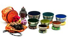 Singing bowl set of 7-Chakra set singing bowl-Singing bowl set of 7-yoga Bowls