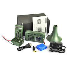 Hunting outdoor Bird caller Bird Mp3 Player Sound encryption + Remote Control
