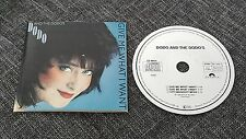 DODO & the Dodi Maxi-CD Give Me What I Want 1988 W. GERMANY 3-tr CARDSLEEVE Cut