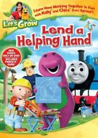 Lend a Helping Hand - Let's Grow New DVD