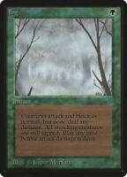 Fog - BETA Edition  - Old School - MTG Magic The Gathering