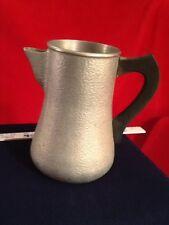 Vintage 1950's Century Metalcraft Silver-Seal Coffeepot
