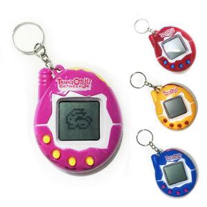 TAMAGOTCHI Electronic Cyber Pet Retro Toy Virtual Game Nostalgic 90's KeyRing