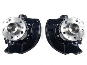 Skoda Octavia RS MK1 1.8T (01-05) Right & Left Steering Knuckle + Hub + Bearing