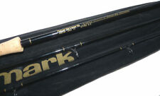 Normark Norboron 13' Salmon Fly Rod, 3 piece, line rate #8/9, Switch rod ,stu...