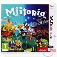Jeu Miitopia [VF] sur Nintendo 3DS NEUF sous Blister